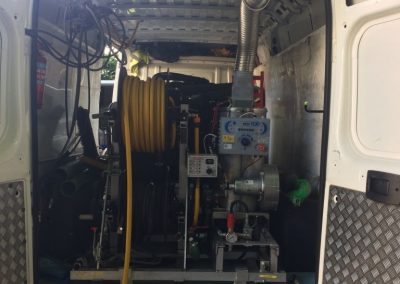 steam power wash equipment