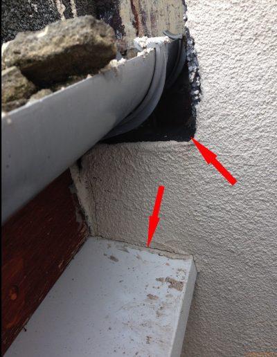 Open insulation