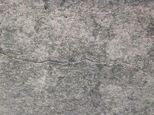 cracked render penetrating damp