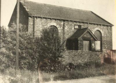 old methodist Chapel